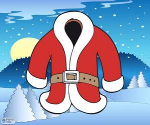 Puzzle de Abrigo de Papá Noel