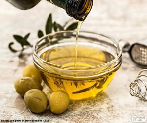 Puzzle de Aceite de oliva