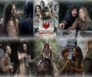 Puzzle de Águila Roja, la película (2)