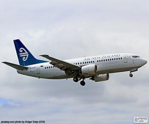 Puzzle de Air New Zealand