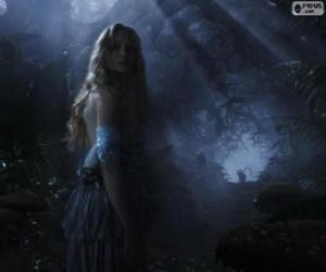 Puzzle de Alicia en el bosque
