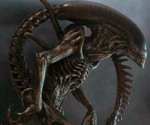 Puzzle de Alien