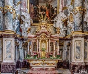 Puzzle de Altar iglesia