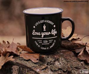 Puzzle de Ama tu vida