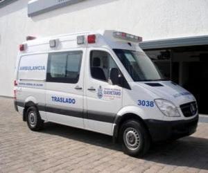 Puzzle de Ambulancia