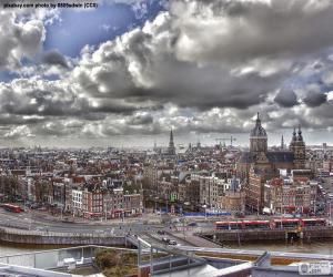 Puzzle de Amsterdam, Países Bajos