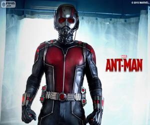 Puzzle de Ant-Man, el Hombre Hormiga