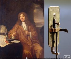 Puzzle de Anton van Leeuwenhoek