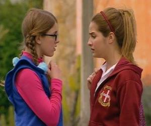 Puzzle de Antonella le dice a Patito que no son hermanas porque Leandro no es su padre