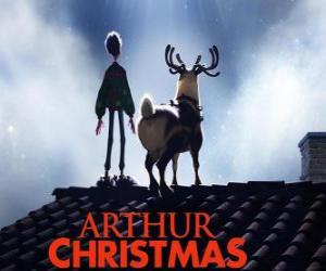 Puzzle de Arthur Christmas