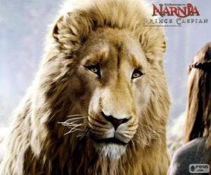 Puzzle de Aslan, Narnia