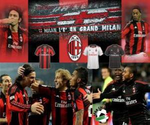 Puzzle de Associazione Calcio Milan