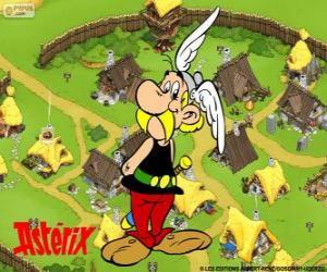 Puzzle de Asterix el Galo