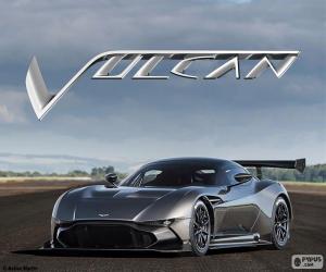 Puzzle de Aston Martin Vulcan