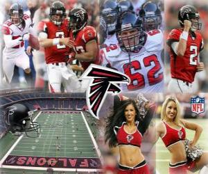 Puzzle de Atlanta Falcons