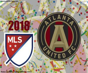 Puzzle de Atlanta United MSL Cup 2018