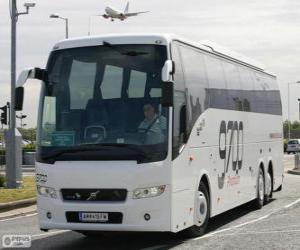 Puzzle de Autobús Volvo 9700 TX