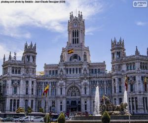 Puzzle de Ayuntamiento de Madrid