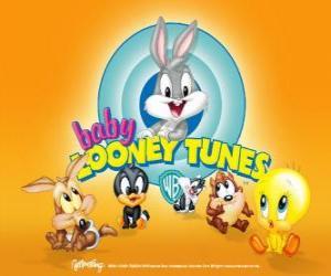 Puzzle de Baby Looney Tunes