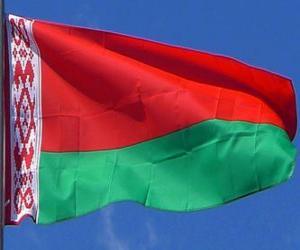 Puzzle de Bandera de Bielorrusia