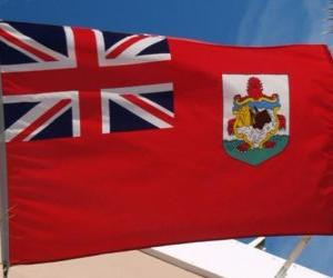 Puzzle de Bandera de las Bermudas
