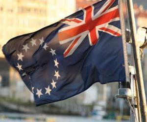 Puzzle de Bandera de las Islas Cook