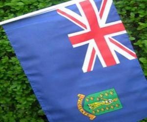 Puzzle de Bandera de las Islas Vírgenes Británicas