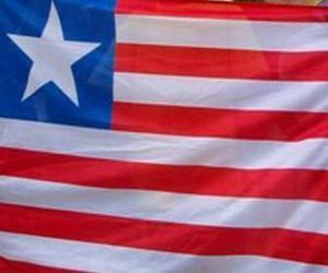 Puzzle de Bandera de Liberia