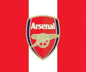 Puzzle de Bandera del Arsenal FC