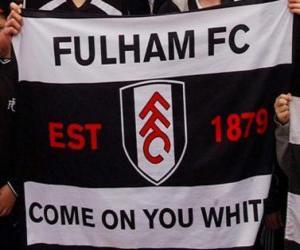 Puzzle de Bandera del Fulham F.C.