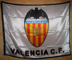 Puzzle de Bandera del Valencia C.F