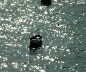 Puzzle de Barca en el agua