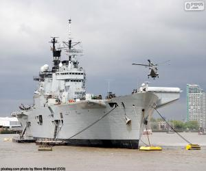 Puzzle de Barco de guerra