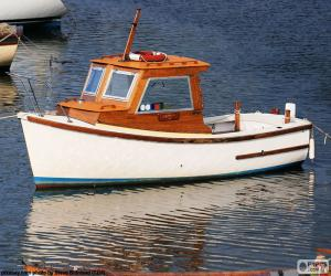 Puzzle de Barco de pesca
