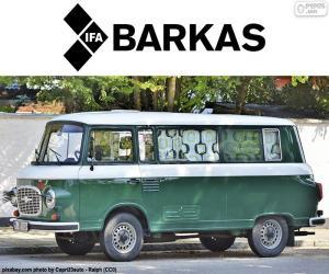 Puzzle de Barkas B1000