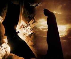 Puzzle de Batman, el hombre murciélago