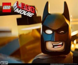 Puzzle de Batman, un superhéroe que ayudará a salvar el universo Lego