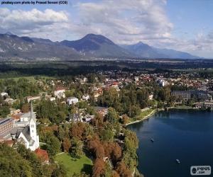 Puzzle de Bled, Eslovenia