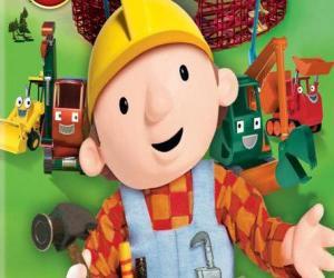 Puzzle de Bob el Constructor con sus máquinas