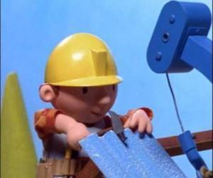 Puzzle de Bob trabajando