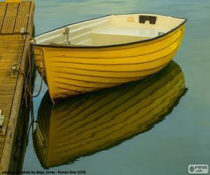 Puzzle de Bote amarillo