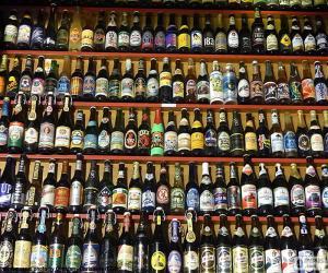 Puzzle de Botellas de cerveza