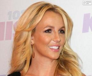 Puzzle de Britney Spears