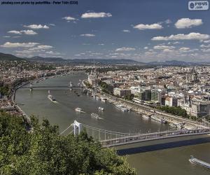Puzzle de Budapest, Hungría