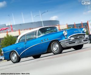 Puzzle de Buick Special 1955