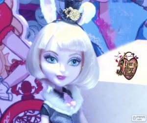 Puzzle de Bunny Blanc, Ever After High