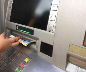 Puzzle de Cajero automático