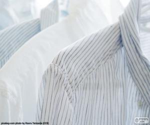 Puzzle de Camisas de hombre