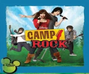 Puzzle de Camp Rock