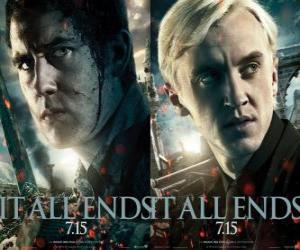 Puzzle de Carteles de Harry Potter y las Reliquias de la Muerte (5)